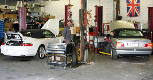 Volvo repair by autobahn centre in albany ny volvomechanics for Mercedes benz of fairfield ct staff